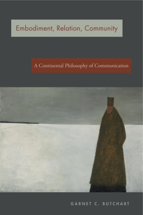 Cover for the book Embodiment, Relation, Community