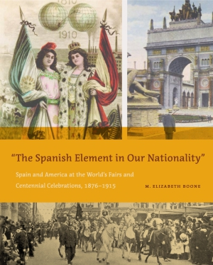 "Cover for the book ""The Spanish Element in Our Nationality"""