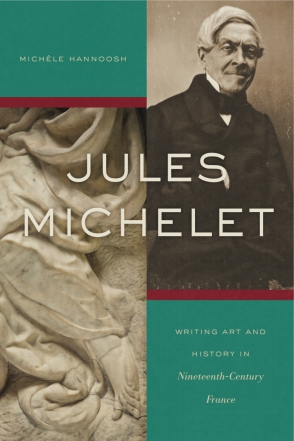 Cover for the book Jules Michelet