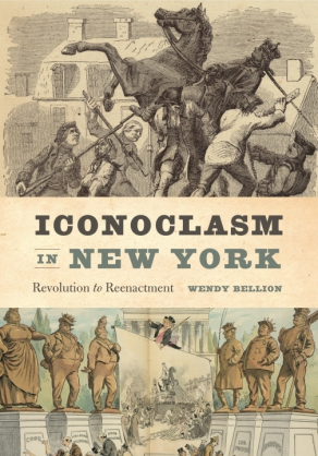 Cover for the book Iconoclasm in New York