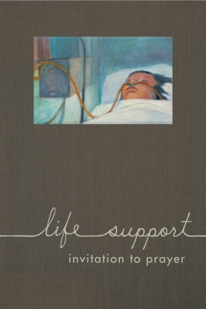 Cover for the book Life Support