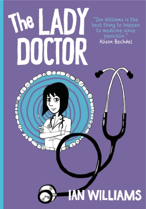 Cover for the book The Lady Doctor