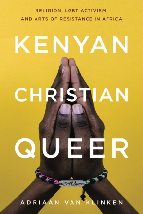 Cover for the book Kenyan, Christian, Queer