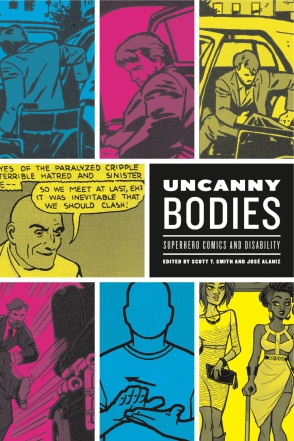 Cover for the book Uncanny Bodies