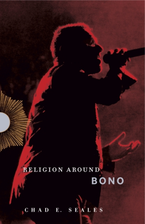 Cover for the book Religion Around Bono