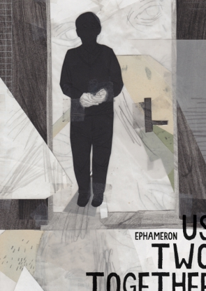Cover image for Us Two Together By Ephameron and Translated by Michele Hutchison