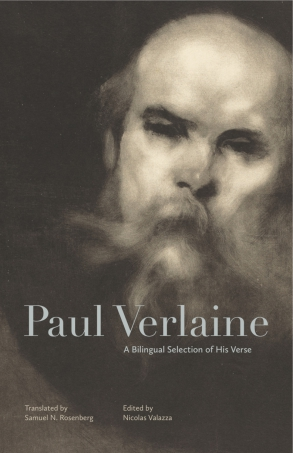 Cover for the book Paul Verlaine