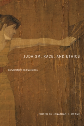 Cover for the book Judaism, Race, and Ethics