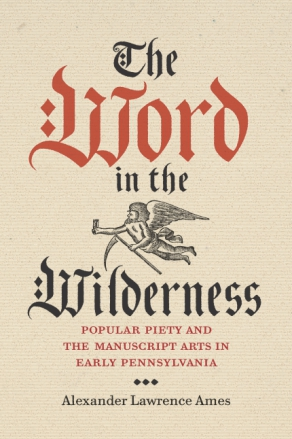 Cover for the book The Word in the Wilderness