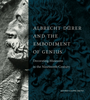 Cover for the book Albrecht Dürer and the Embodiment of Genius
