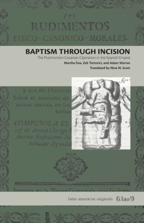 Cover for the book Baptism Through Incision