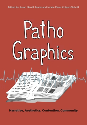 Cover for the book PathoGraphics