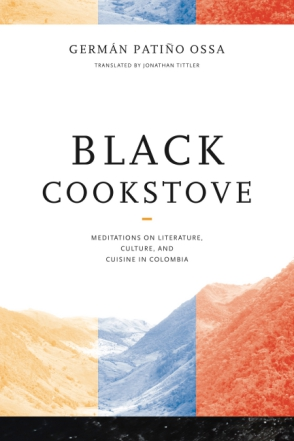 Cover for the book Black Cookstove