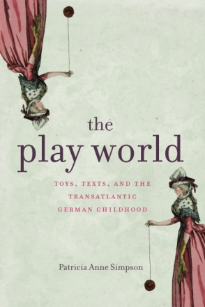 Cover for the book The Play World