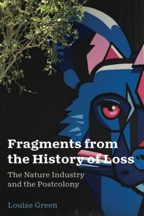 Cover for the book Fragments from the History of Loss