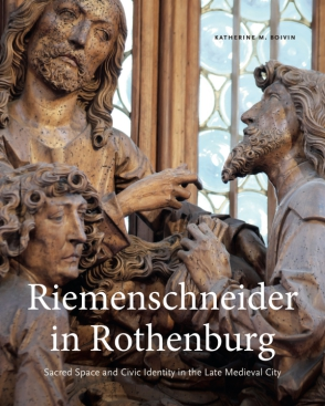 Cover for the book Riemenschneider in Rothenburg