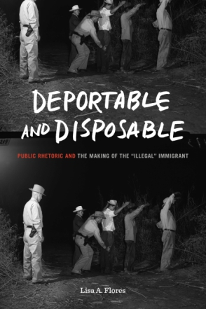 Cover for the book Deportable and Disposable