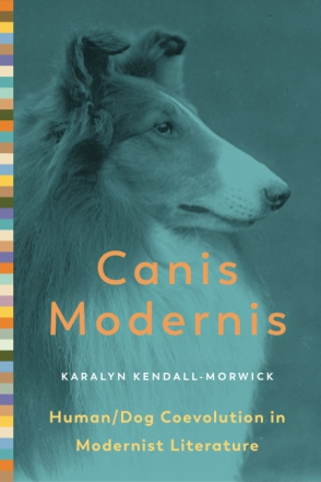 Cover for the book Canis Modernis