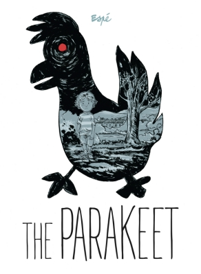Cover for the book The Parakeet