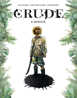 Cover for the book Crude