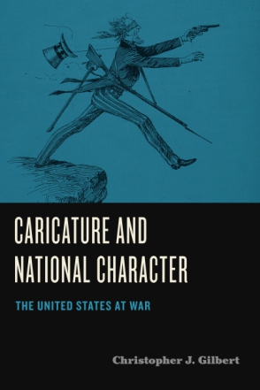 Cover for the book Caricature and National Character