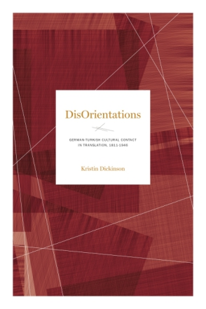Cover for the book DisOrientations
