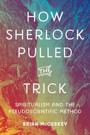 Cover for the book How Sherlock Pulled the Trick