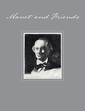 Cover image for Manet and Friends By Patrick J. McGrady