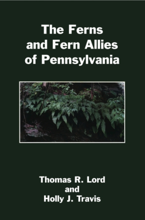 Cover for the book The Ferns and Fern Allies of Pennsylvania
