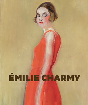 Cover image for Émilie Charmy By Matthew Affron, with contributions by Sarah Betzer, and Rita Felski