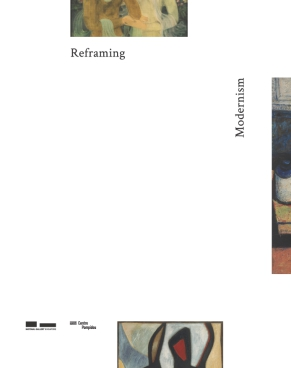 Cover image for Reframing Modernism: Painting from Southeast Asia, Europe and Beyond
