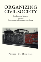 Cover for Organizing Civil Society