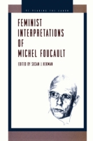 Cover for Feminist Interpretations of Michel Foucault