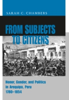 Cover for From Subjects to Citizens