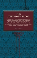 Cover for the book The Johnstown Flood