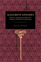 Cover for Allegheny Episodes