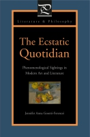 Cover for the book The Ecstatic Quotidian