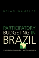 Cover for the book Participatory Budgeting in Brazil