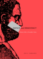 Cover for the book Silence and Democracy