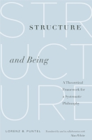 Cover for Structure and Being