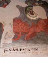 Cover for the book Painted Palaces