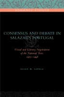 Cover for Consensus and Debate in Salazar's Portugal