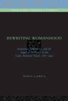 Cover for the book Rewriting Womanhood