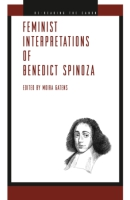 Cover for Feminist Interpretations of Benedict Spinoza