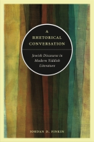 Cover for the book A Rhetorical Conversation
