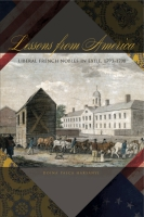 Cover image for the book Lessons from America By Doina Pasca Harsanyi