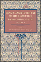 Cover for Pennsylvania in the War of the Revolution