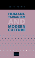 Cover for Humanitarianism and Modern Culture