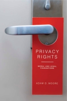 Cover for the book Privacy Rights