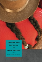 Cover for the book Gender and Populism in Latin America